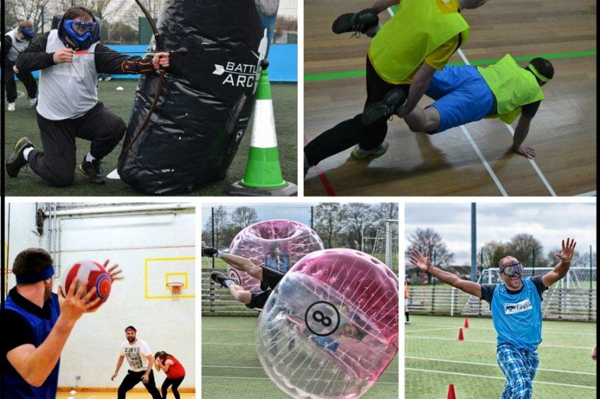 Multi Activity Sports Day