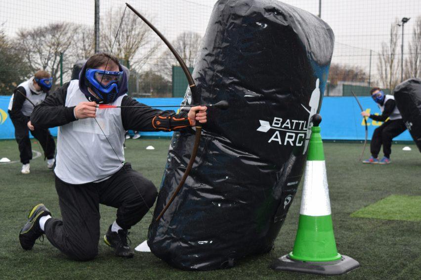 Archery Combat Cardiff