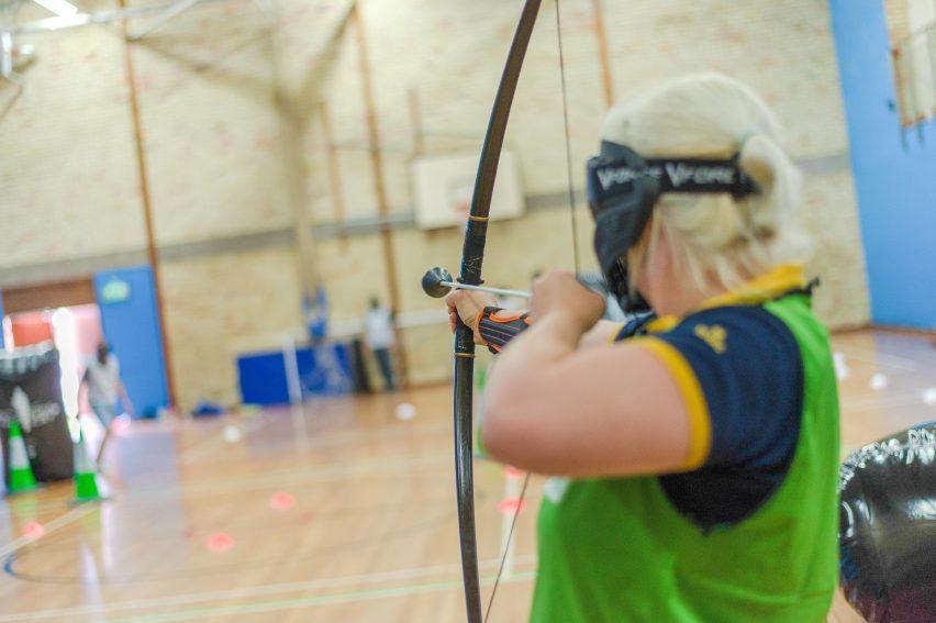 Archery Combat Reading
